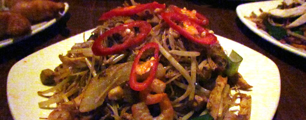 Rice Vermicelli Singapore Style